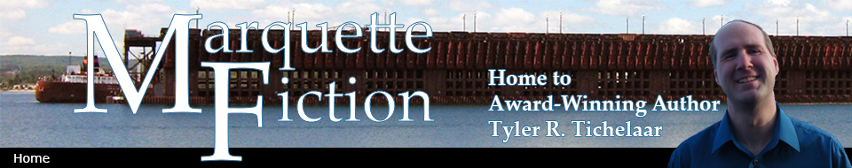 Marquette Fiction home to award-winning author Tyler R. Tichelaar