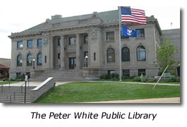 The Peter White Public Library