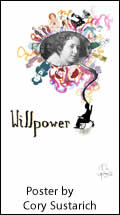 Willpower poster by  Cory Sustarich