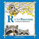 R is for Raccoon by Lesley DuTemple