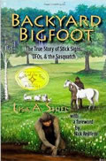 Backyard Bigfoot  by Lisa Shiel
