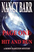 Page One: Hit and Run by Nancy Barr